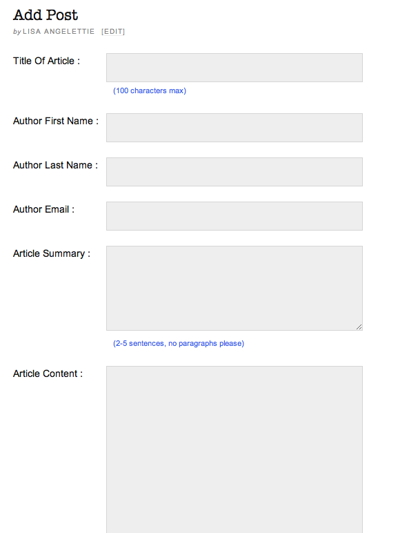 Как пользователям публиковать гостевые посты | WordPress Guest Post Plugin | n-wp.ru