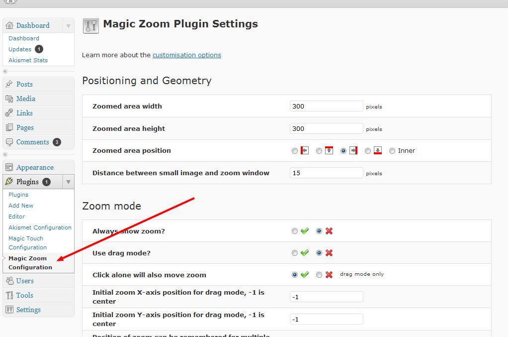 Как сделать увеличенный фрагмент изображения | Magic Zoom