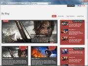 Scylla Lite - современная тема с несколькими вариантами оформления, встроенными шорткодами, слайдером и дополнительными виджетами   n-wp.ru