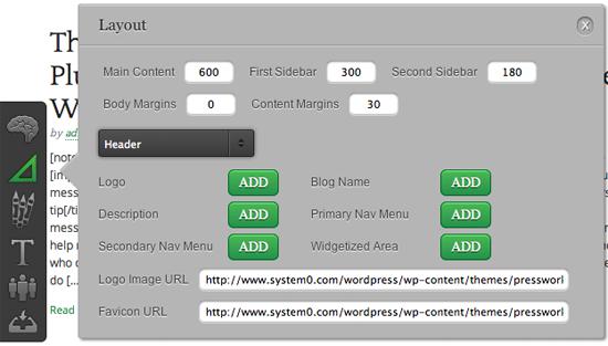 PressWork - чистая тема на HTML5 и CSS3