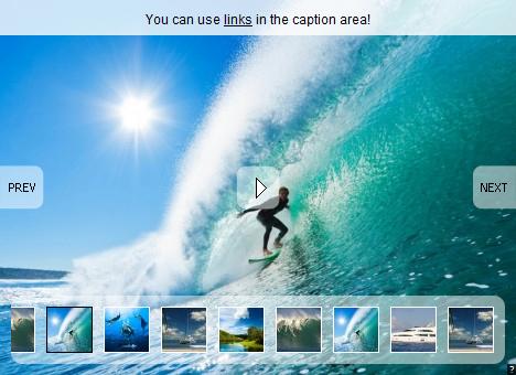 Как добавить в блог слайдер с картинками | TheThe Image Slider | n-wp.ru