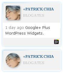 Как показать вашу последнюю активность в Google+ | Google+ Plus WordPress Widget