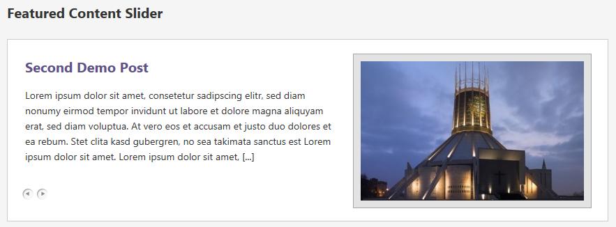 Как сделать слайдер с постами из определенной категории | Featured Posts Slideshow | n-wp.ru