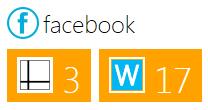 Как вывести количество фанов страницы Facebook