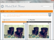 PhotoClick - великолепная тема для блога, фотоблога и портфолио | n-wp.ru