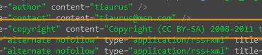 Как добавить копирайт в исходный код страниц блога   n-wp.ru
