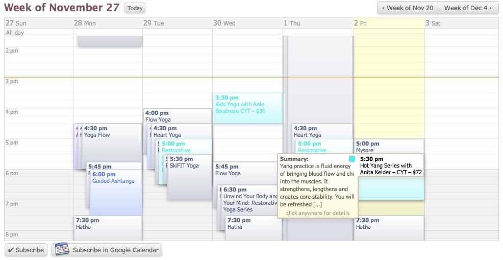 All-in-One Event Calendar - плагин для создания мощного календаря и системы событий (4)