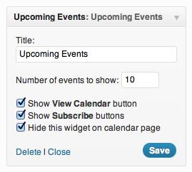All-in-One Event Calendar - плагин для создания мощного календаря и системы событий (1)