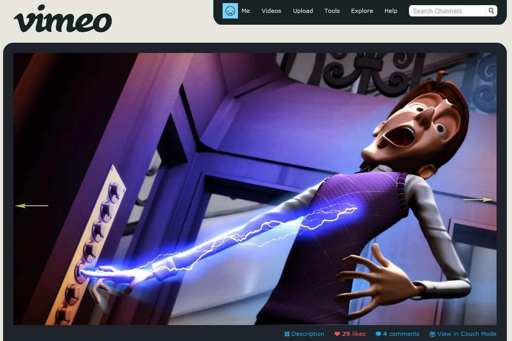 Как автоматически подстраивать видео Vimeo под ширину блога | n-wp.ru