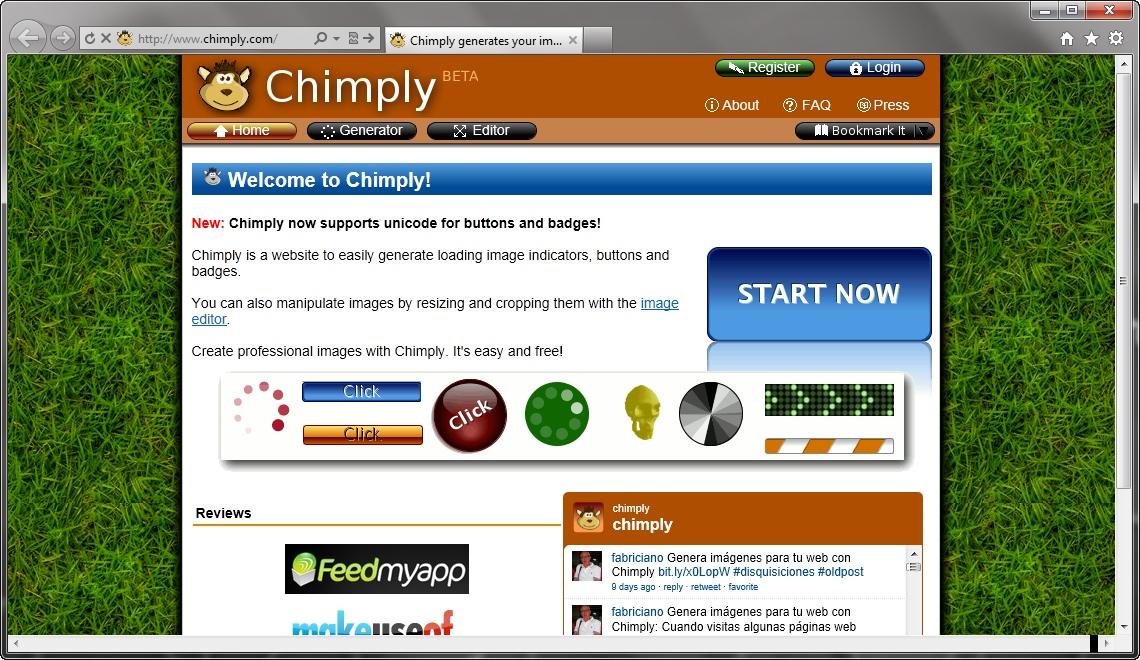 Как сделать значок загрузки - Chimply