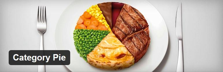 Плагин Category Pie - наглядное отображение распределения постов по категориям | n-wp.ru