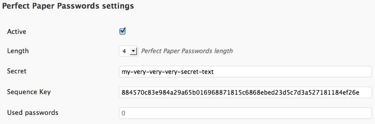 Как защитить блог дополнительным паролем - Perfect Paper Passwords (4)