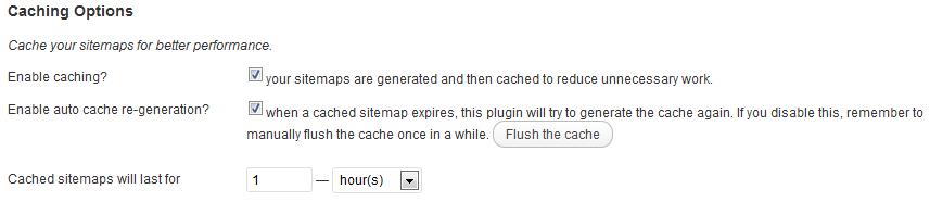 BWP Google XML Sitemaps - создание карты сайта для поисковых систем (3)