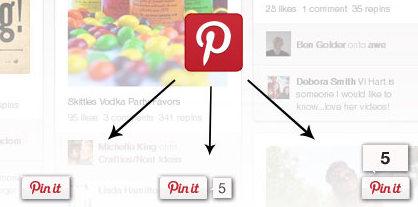 Как добавить кнопку Pin It в посты блога (5)