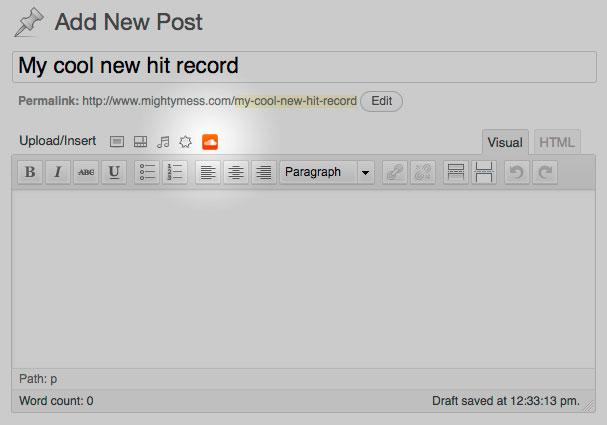SoundCloud Is Gold - удобный плагин для работы с аудио, размещенного в сервисе SoundCloud (3)