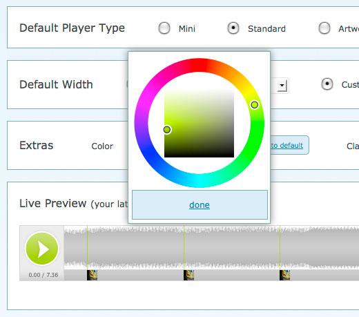 SoundCloud Is Gold - удобный плагин для работы с аудио, размещенного в сервисе SoundCloud (2)
