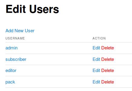 WP User Frontend - плагин для создания формы добавлени постов и редактирования своего профиля пользователями, не заходя в административную часть блога (1)