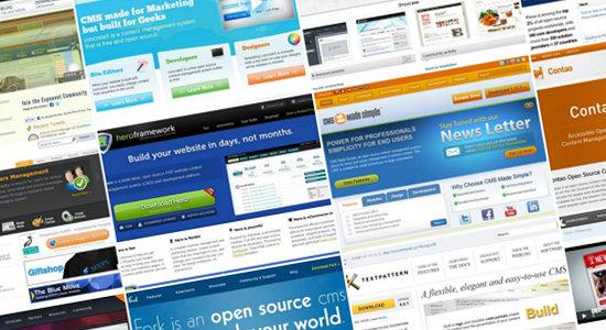 Более 50 бесплатных CMS, о которых вы до этого даже не слышали | n-wp.ru