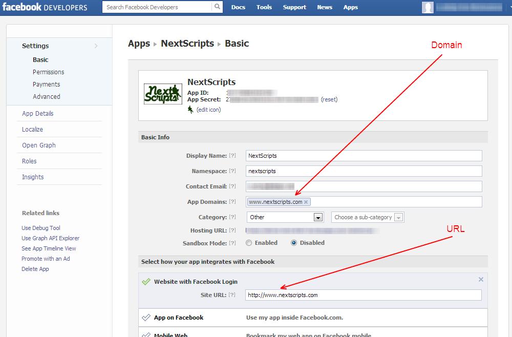 NextScripts - плагин для автоматической отправки постов в социальные сети (10)