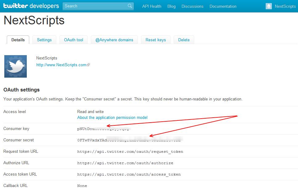 NextScripts - плагин для автоматической отправки постов в социальные сети (6)