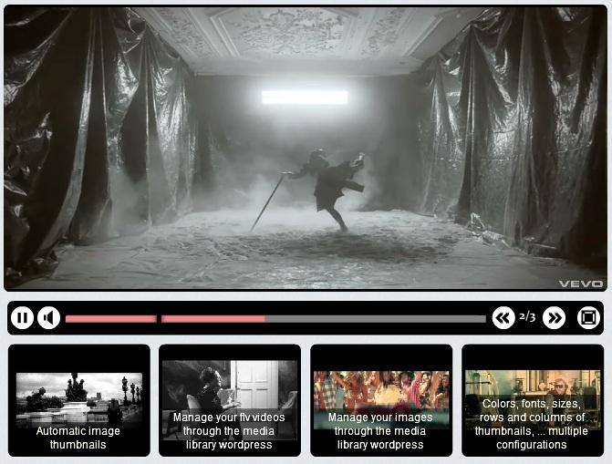 Ultimate Video Gallery - плагин для создания видео галерей | n-wp.ru