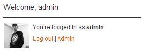 Tabbed Login Widget - формы входа в блог, регистрации и восстановления пароля в одном виджете (1)