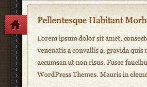 Leatherly - стильная тема для личного блога с оригинальным оформлением (15)