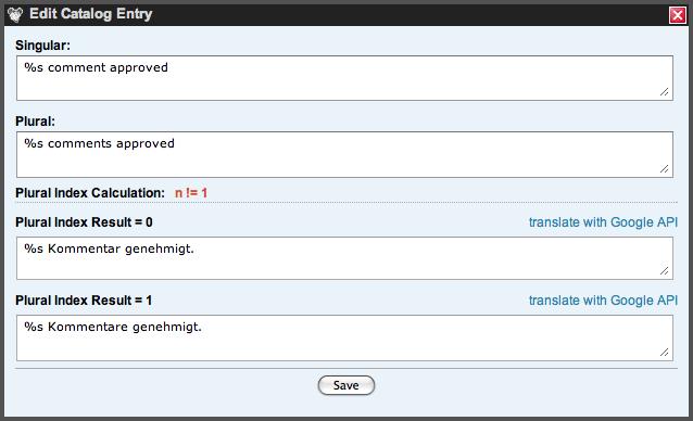 Codestyling Localization - плагин для создания перевода используемой темы (2)