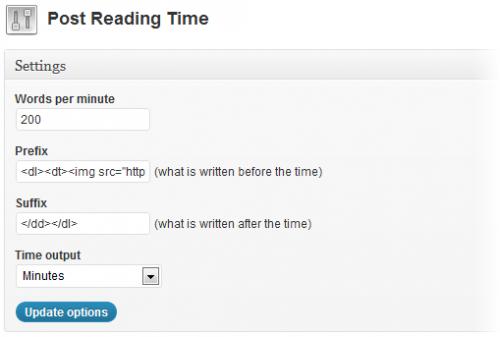 Как вывести приблизительное время чтения поста | n-wp.ru