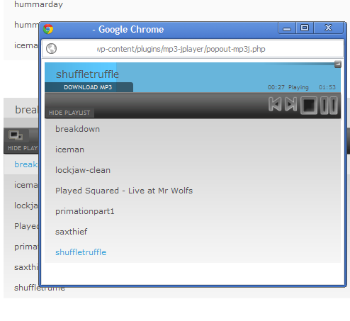 MP3-jPlayer - HTML5-плагин для воспроизведения MP3 во всех браузерах   n-wp.ru