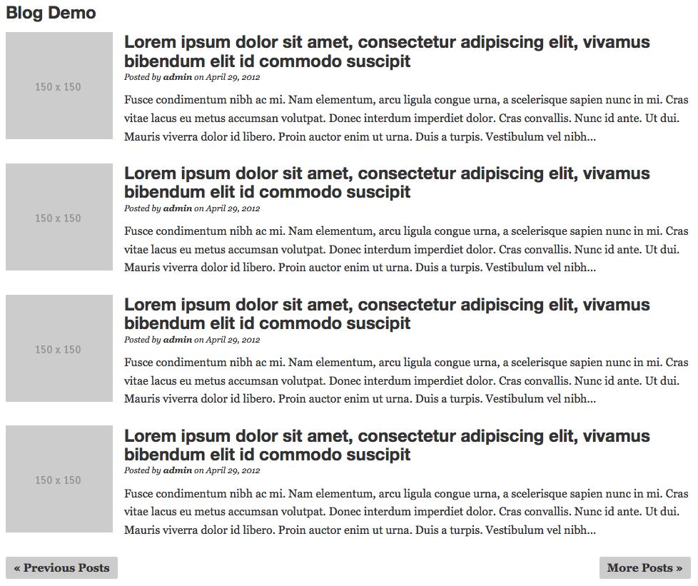 WP Lipsum - плагин для заполнения страниц блога демонстрационными данными (1)