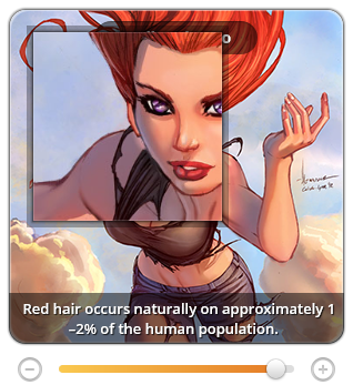 Nextend Image Magnifier - плагин для эффектного увеличения отдельных областей изображения | n-wp.ru