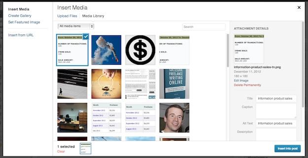 Что нового в WordPress 3.5 (2)