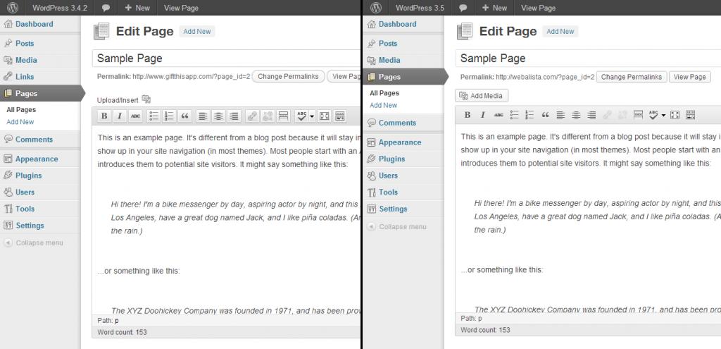 Что нового в WordPress 3.5 (7)
