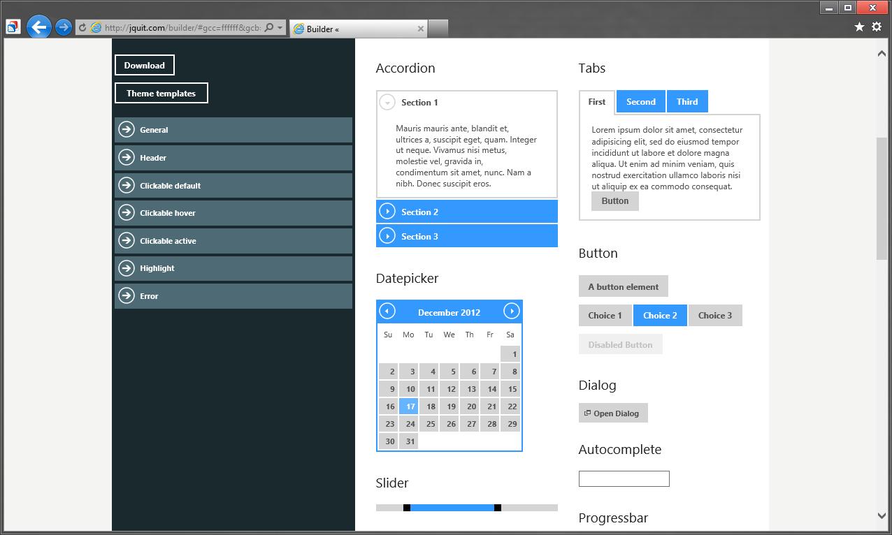 Источники для оформления сайта в стиле Modern UI (Metro UI) (8)