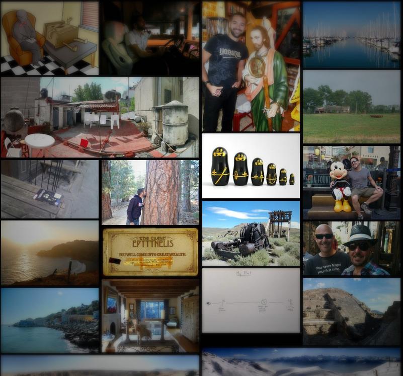 Image Wall - плагин, показывающий все изображения, размещенные в постах, на одной странице. (2)