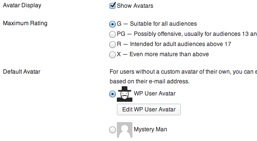 WP User Avatar - плагин, добавляющий возможность использования собственного аватара | n-wp.ru