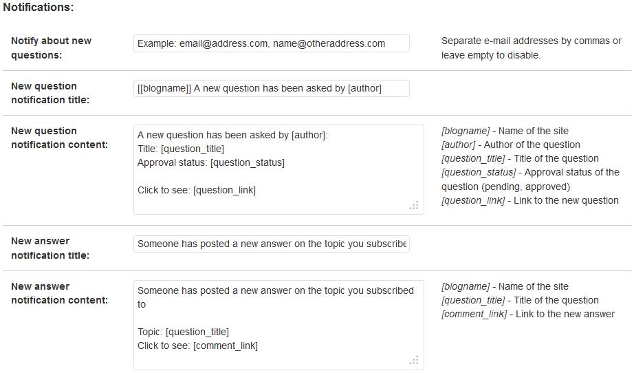 CM Answers - плагин для создания системы Q2A (вопросов и ответов) (3)