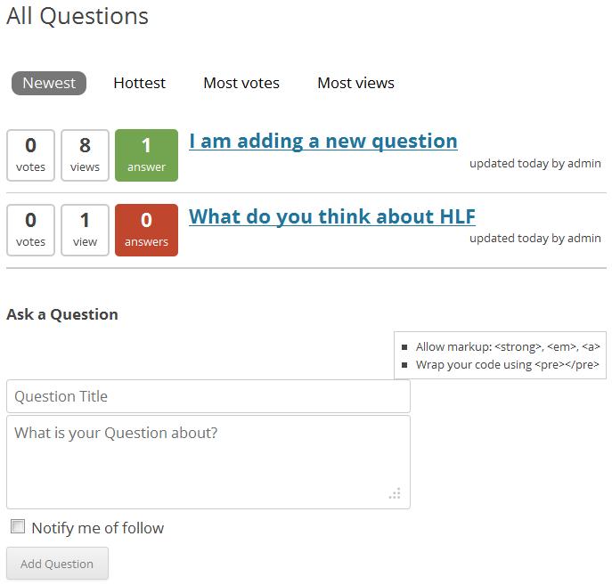 CM Answers - плагин для создания системы Q2A (вопросов и ответов) | n-wp.ru