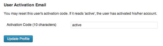 User Activation Email - плагин для дополнительной защиты от регистрации ботов (1)
