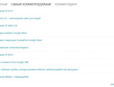 Как вывести на отдельной странице блога посты, отсортированные по количеству комментариев? | n-wp.ru