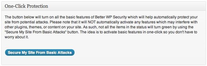 Better WP Security - плагин, обеспечивающий максимальную безопасность (3)