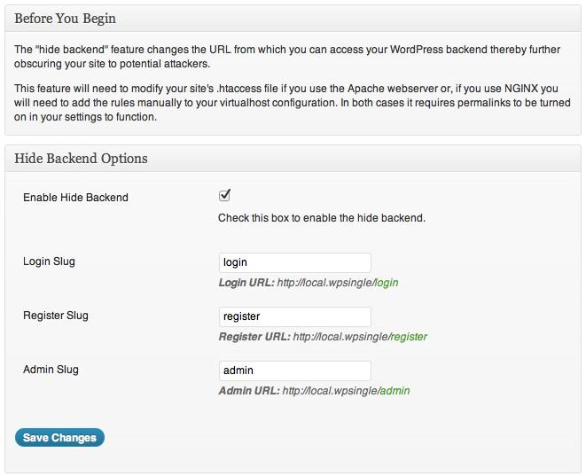 Better WP Security - плагин, обеспечивающий максимальную безопасность (1)