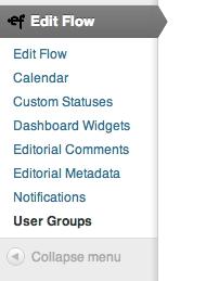 Edit Flow - функциональный плагин для координации работы нескольких авторов в блоге WordPress (7)
