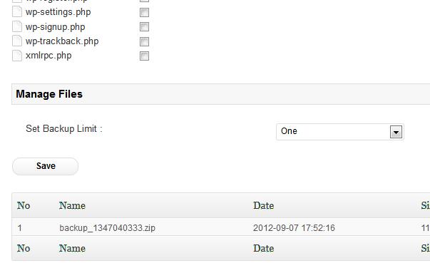 Google Drive for WordPress - плагин для создания резервных копий всей структуры сайта на WordPress, автоматически сохраняемых в облачном хранилище (2)
