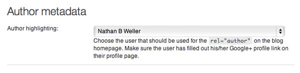 Использование Google Authorship (2)