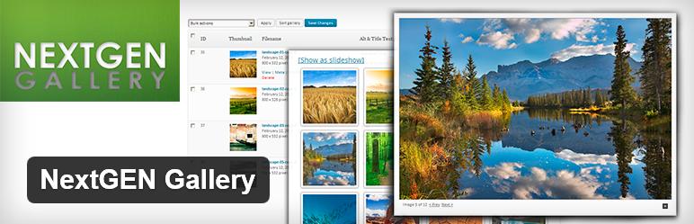NextGen Gallery - функциональный плагин для создания галерей и альбомов | n-wp.ru