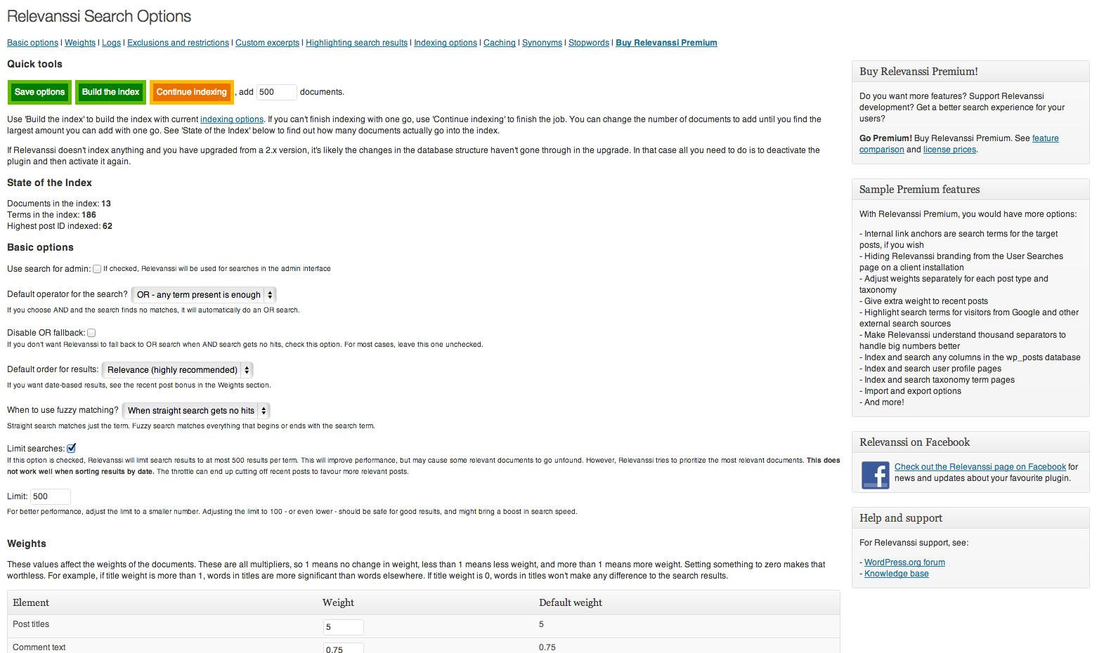 Особенности поиска WordPress и его альтернативы | n-wp.ru
