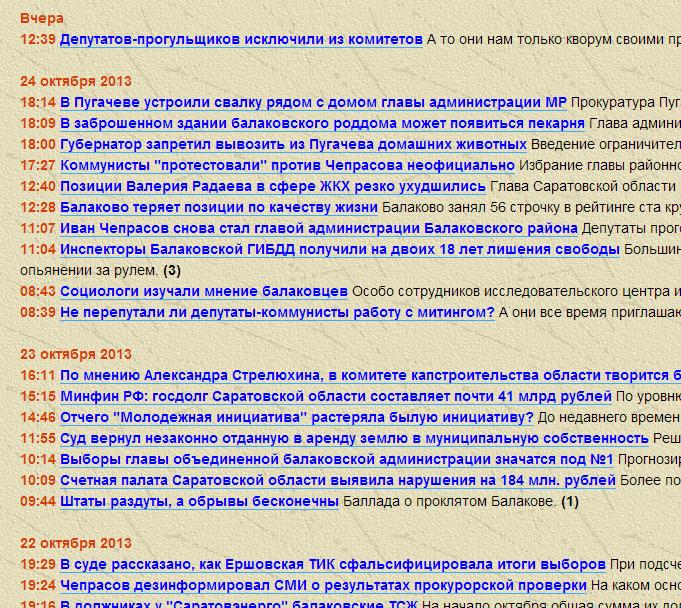 Как реализовать архив постов по дням? | n-wp.ru