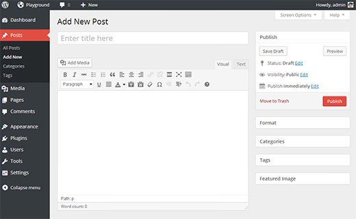 Что ожидать в WordPress 3.8 (5)
